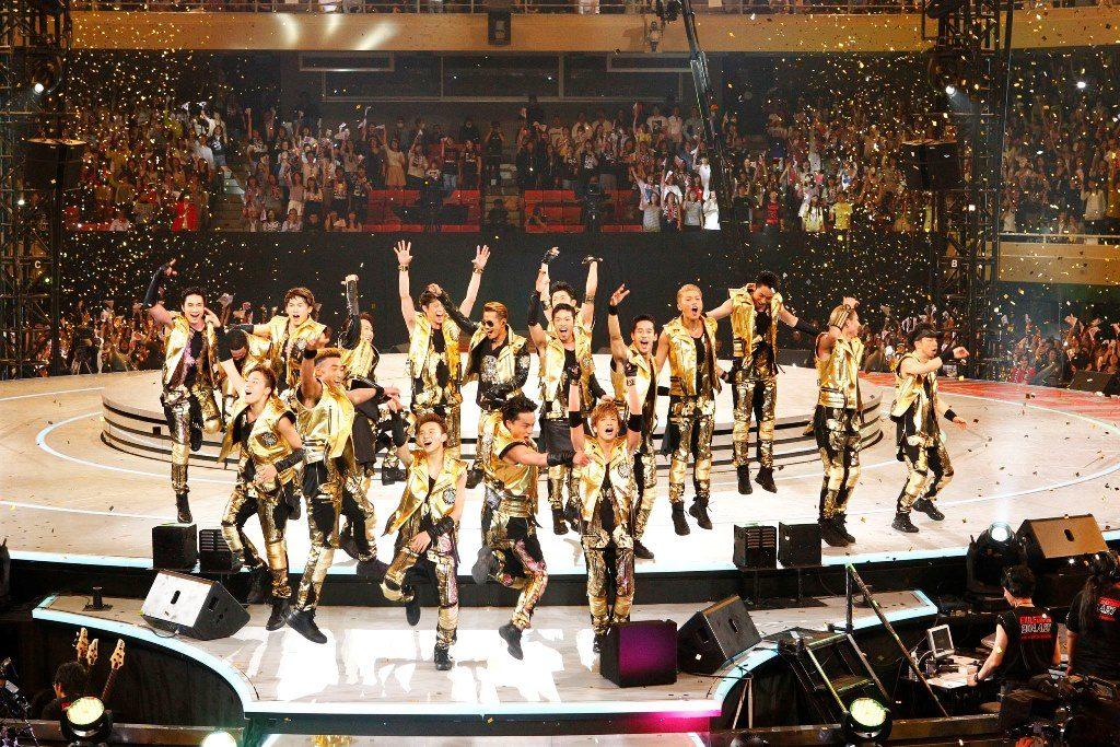 新生EXILEは19人体制!三代目 J Soul Brothers、GENERATIONS、一般公募から新パフォーマー5人加入サムネイル画像