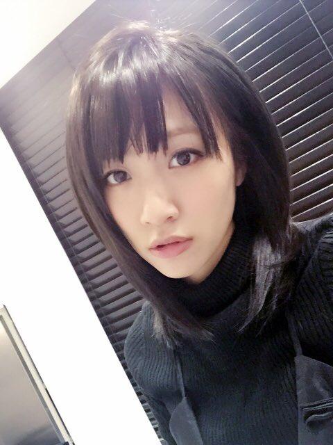 AKB48・高橋みなみ、黒髪?イメチェンにファン「かわいすぎだろ!」と絶賛サムネイル画像