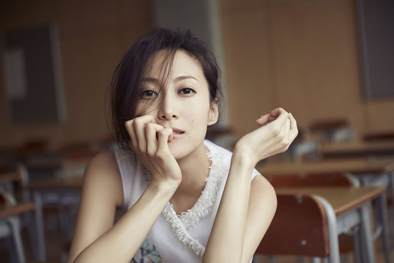 広末涼子主演映画『はなちゃんのみそ汁』 主題歌、一青窈の新曲「満点星」ティザー映像が公開サムネイル画像