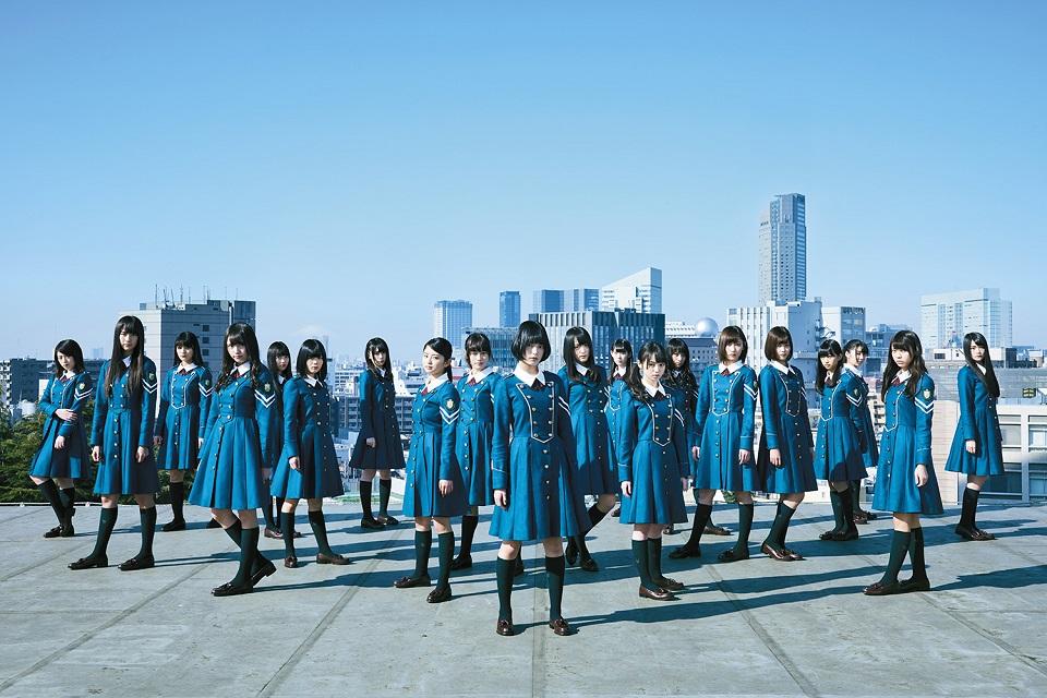欅坂46、デビュー曲『サイレントマジョリティー』Music Video公開サムネイル画像