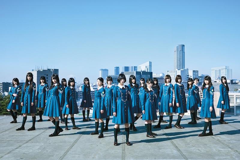 鮮烈デビューの欅坂46『手を繋いで帰ろうか』がハウステンボス夏のCMソングに決定サムネイル画像