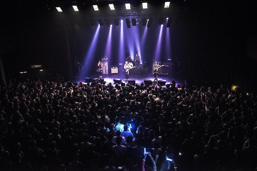 【海外反応】ガールズバンド・SCANDAL 初の単独ワールドツアースタート!現地の反応は?サムネイル画像