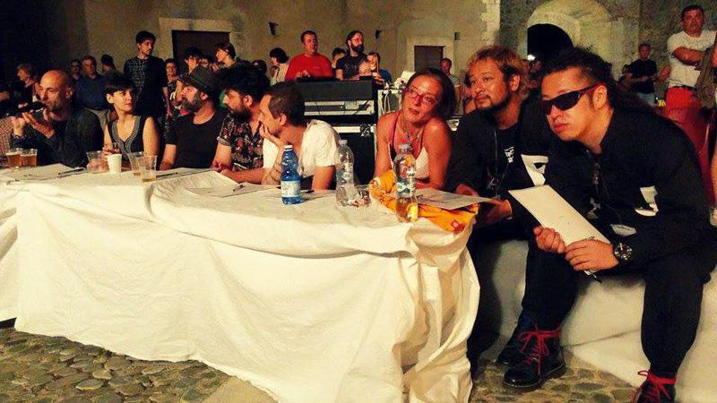 【→Pia-no-jaC←ツアーレポート】イタリアの有名作曲家が絶賛!→Pia-no-jaC←が、ミュージックアワードでライブを披露。審査員も務めるサムネイル画像