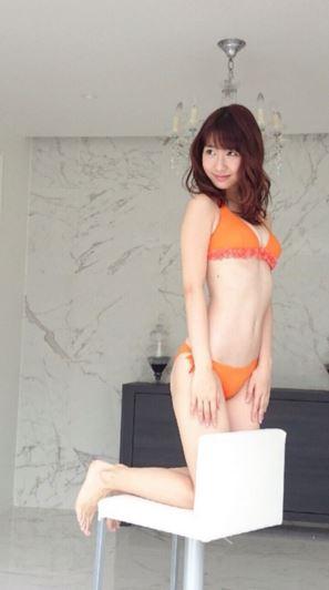 AKB48・柏木由紀、水着ショットの反応にビックリ。「凄いことになった…!」