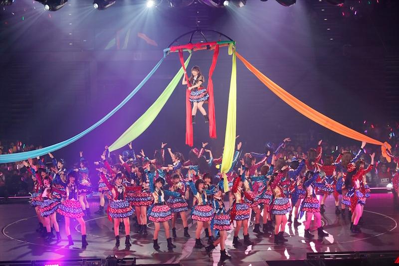 指原が宙を舞った!HKT48春のライブツアーDVD&Blu-rayがリリースサムネイル画像