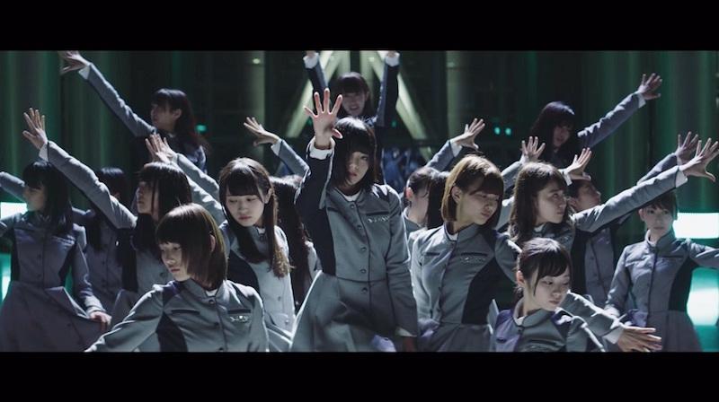 「今までで一番難しいダンス」欅坂46、2ndシングル収録曲『語るなら未来を…』Music Video公開サムネイル画像