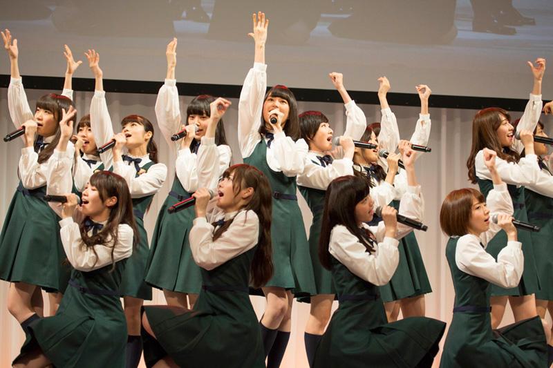 乃木坂46、10枚目のシングル『何度目の青空か?』を初披露サムネイル画像