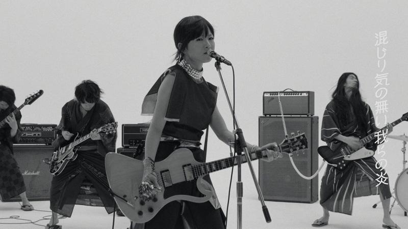 W杯直前!椎名林檎 サッカーテーマの新曲MV「NIPPON」が完成サムネイル画像