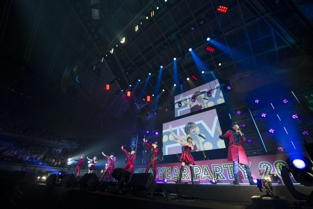 AAA、元旦ライヴにてアリーナツアーを発表サムネイル画像