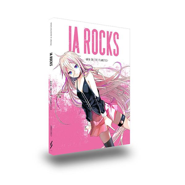 VOCALOID(TM)3最新音声ライブラリ「IA ROCKS -ARIA ON THE PLANETES-」の新ヴィジュアル公開サムネイル画像