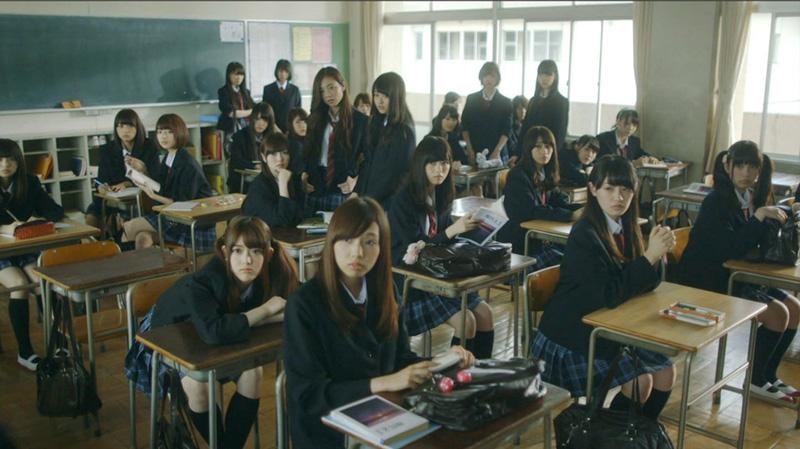 新センター:生田絵梨花率いる乃木坂46、新曲『何度目の青空か?』のMVは学園青春ストーリーサムネイル画像