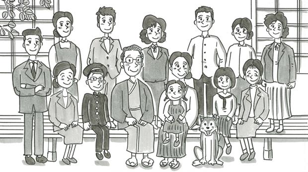 鉄拳と吉田山田がコラボ!日本郵便「郵便年賀.jp」ショートムービーで実現サムネイル画像