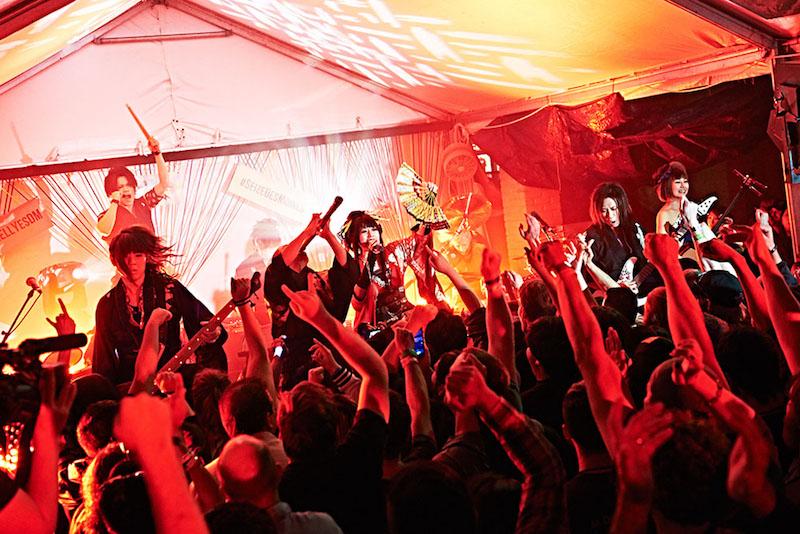 日本人アーティスト初!和楽器バンド、「SXSW Showcase by Live Nation」に出演サムネイル画像