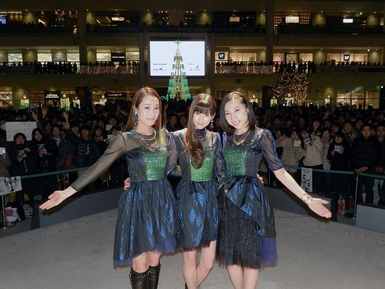 Kalafina ラゾーナ川崎プラザにて『believe』発売記念イベントを実施!当日、初披露の新曲もサムネイル画像