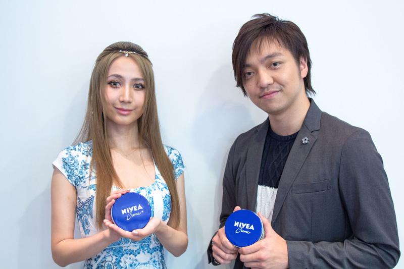 """三浦大知とサラ・オレイン""""NIVEAブランド""""2014年 TV-CMソングに起用サムネイル画像"""