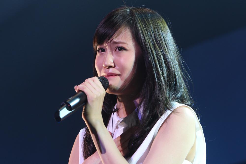 前田敦子 初のワンマンライブで号泣!ファンの大声援に「今日は甘えちゃいます」サムネイル画像