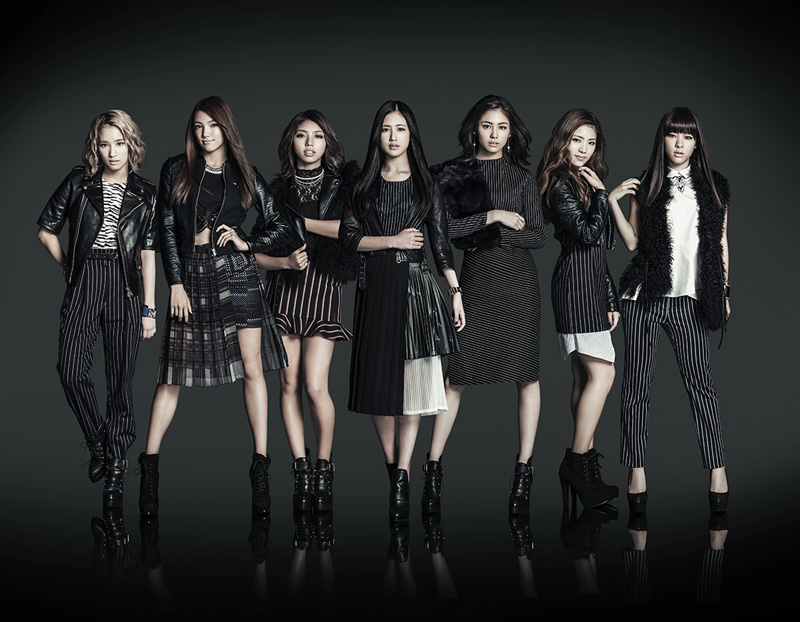 "E-girlsとしても活躍中!Happiness,""光""を駆使した力強い新曲MVを公開サムネイル画像"