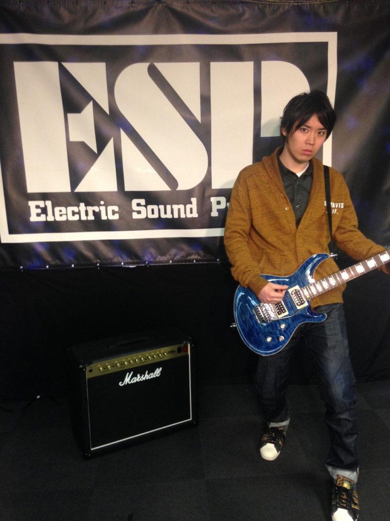 クマムシMステ出演に向けて、ESPが超高級ギターを提供サムネイル画像