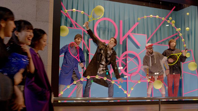【海外反応】Perfumeの最新ミュージック・ビデオに今度はOK Goがカメオ出演!世界からの反応は?サムネイル画像