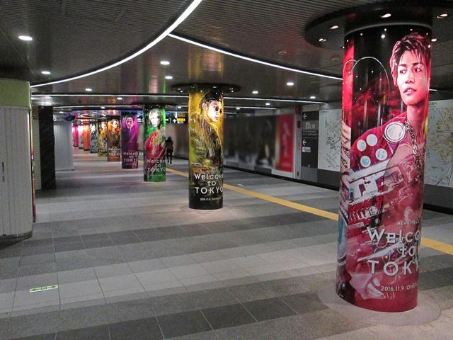 三代目JSB、渋谷限定のポスターをよく見てみると…?新曲「Welcome to TOKYO」MVを表現したクリエイティヴポスターが登場サムネイル画像