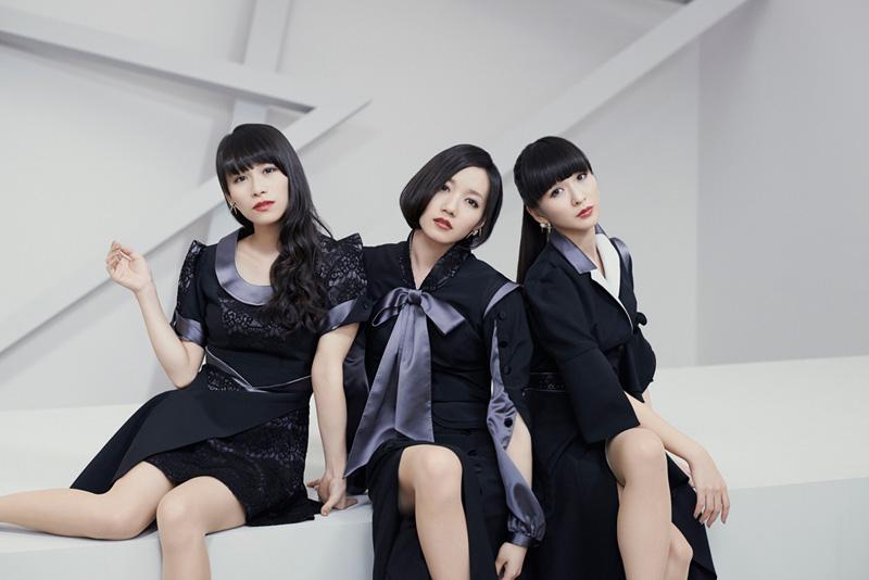 Perfume 熱望の全国アリーナツアーとニューシングルリリースが決定サムネイル画像