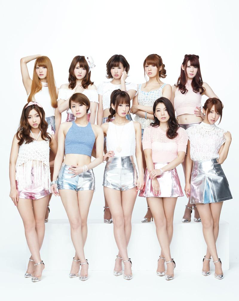 異色のセクシーアイドルグループ「predia」のメジャーデビューシングルが先行配信開始