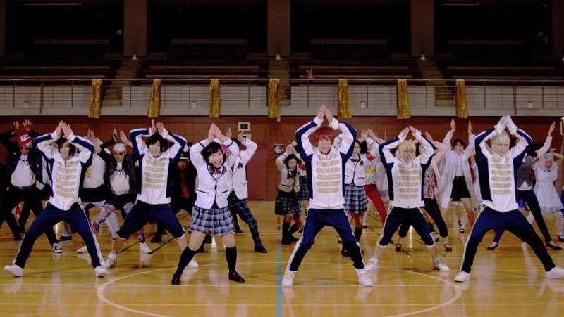 """アルスマグナ 2ndシングルのPV完成!キンタロー。が""""求愛ダンス""""でPV初出演サムネイル画像"""