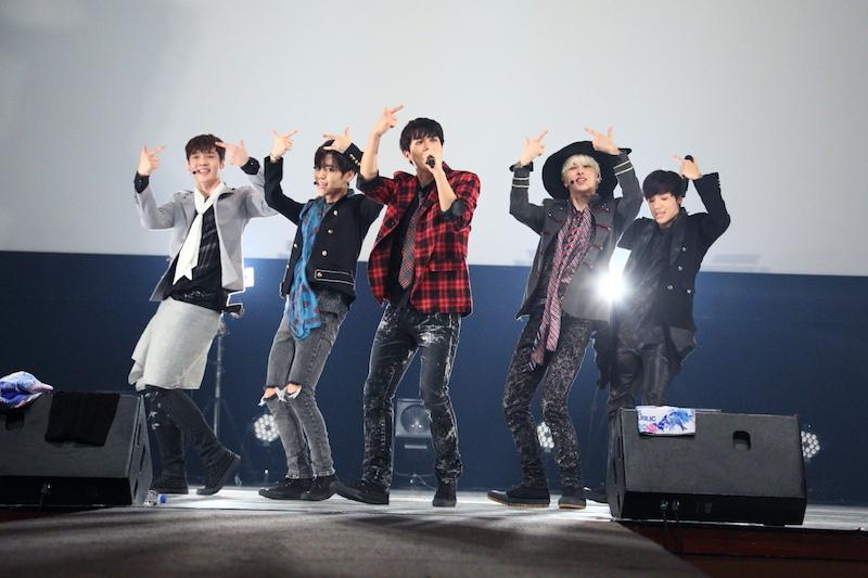 5人組ボーイズグループ「Boys Republic」、初日本ツアー、ワンマンライブでデビュー曲「Only Girl」を披露!サムネイル画像