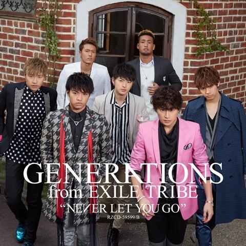 新生EXILEを担う白濱亜嵐、関口メンディーが活躍中のGENERATIONS、新作がシングル週間ランキング2位を獲得サムネイル画像