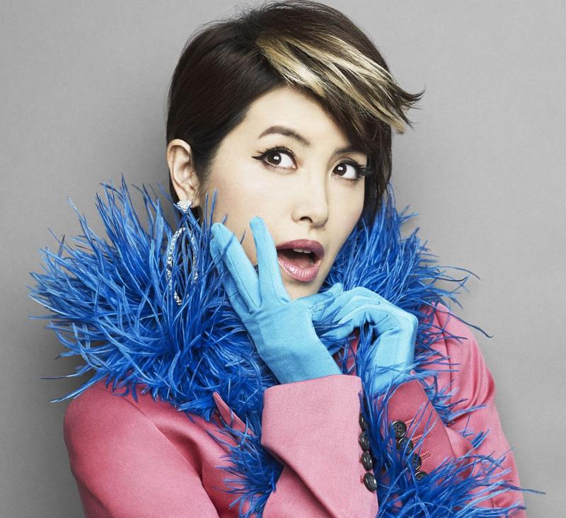 荻野目洋子 20年ぶりにアルバムチャート入り!収録曲の試聴ダイジェスト版も公開サムネイル画像