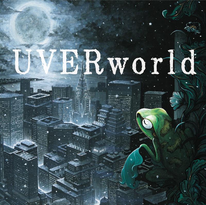 """UVERworld """"結成の日""""に8枚目のアルバムタイトルを発表サムネイル画像"""