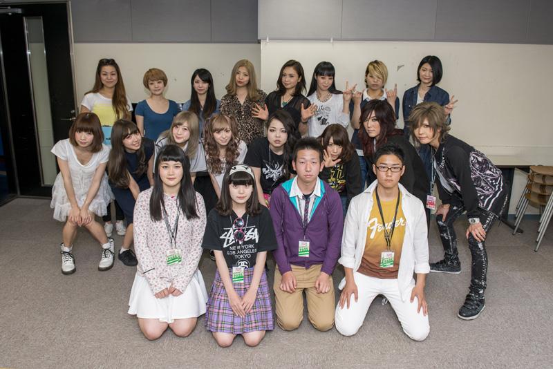 ライブイベント「teena Girls' Party Vol.2」開催!ファンが出演者に直接インタビューもサムネイル画像