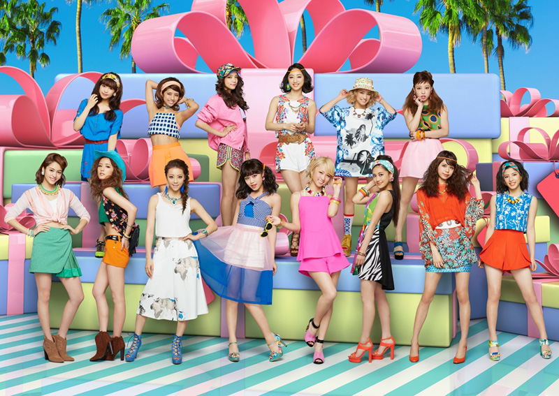 今週のMステは、E-girlsが新曲披露!AKB48、Perfume、堂本 剛らも出演サムネイル画像