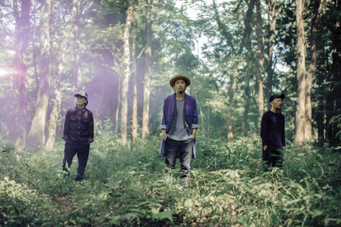 "ACIDMAN 11月18日リリース・ニューアルバム『Second line & Acoustic collection Ⅱ』&映像作品『LIVE TOUR ""有と無"" in 日本武道館』の新ジャケット及びアーティスト写真公開サムネイル画像"