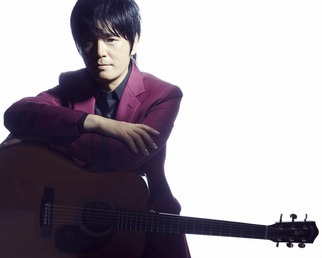 押尾コータロー、本日、報道ステーション出演。!ニューアルバムの発売も決定サムネイル画像