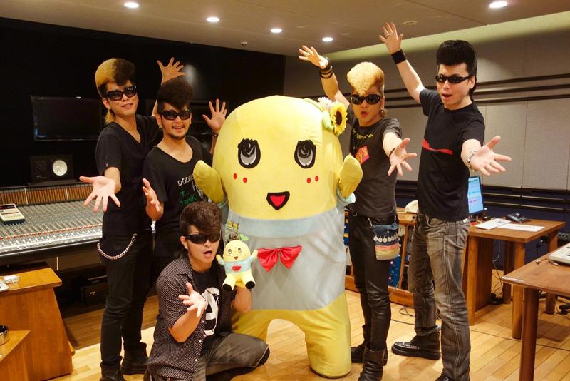 ふなっしー メジャー第2弾シングルは千葉つながりの氣志團プロデュース!サムネイル画像