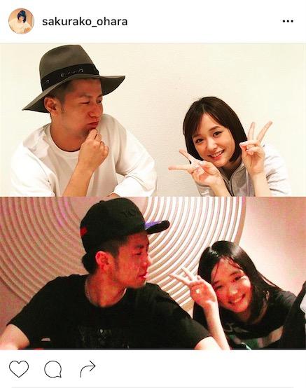 大原櫻子、6年前と現在の写真を並べて公開に「大人っぽくなってる!」「やせたね」「6年前も今も可愛い」サムネイル画像
