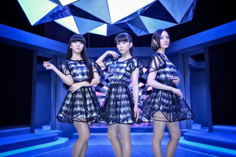 Perfume 「10周年に10DAYS!!」アニバーサリースペシャルライブ&イベント開催、ワールドツアーBlu-ray&DVDのリリースも決定サムネイル画像