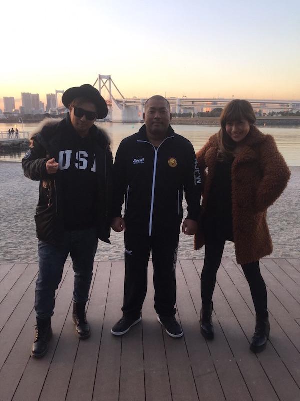 プロレスラー石井智宏選手がMV初出演。MAY'S新曲「ダーリン」MV本日解禁サムネイル画像