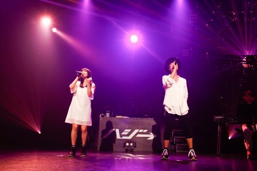 ハジ→全国ツアー東京公演にて、スペシャルゲストmiwaがサプライズ登場。人気コラボ曲「記念日。」をライブ初披露サムネイル画像