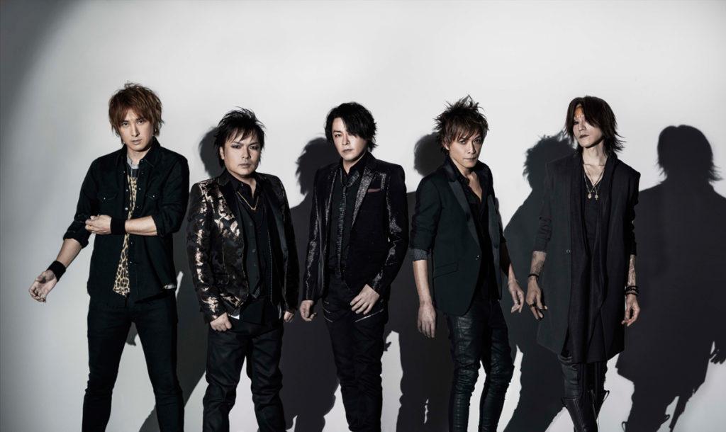 LUNA SEA、2年半振りの新曲「Limit」、6月CDリリース決定サムネイル画像