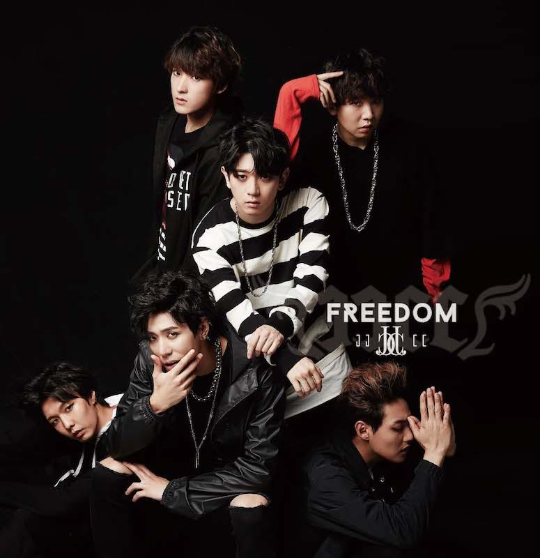 JJCC、待望のセカンドシングル『FREEDOM』日本先行発売決定!今作はなんとメンバーが作詞作曲に参加!MVも一挙公開サムネイル画像