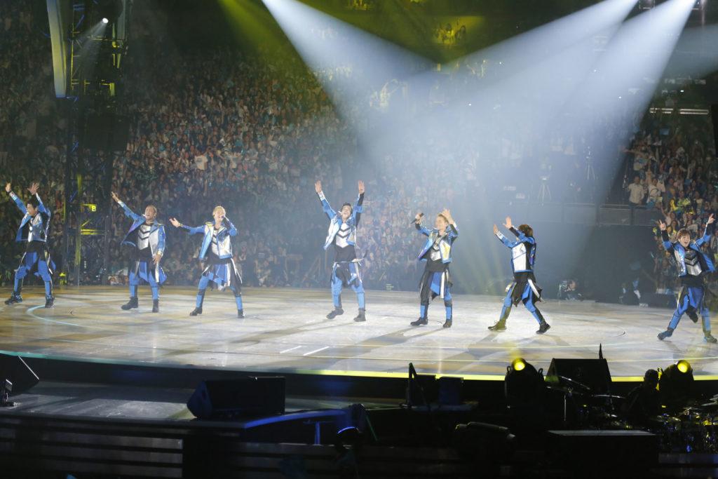 三代目 J Soul Brothers from EXILE TRIBE ツアーファイナル!40万人を熱狂の渦にサムネイル画像