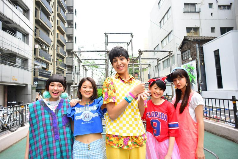 けみお&アミーガチュ新メンバー発表!デビューシングルのカップリングには忌野清志郎のカバー楽曲収録サムネイル画像