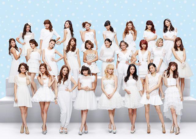 E-girlsニューアルバムが2015年1月1日に発売決定サムネイル画像