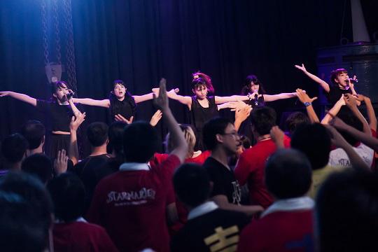 現地ファンが増え続けるSTARMARIE、二度目の台湾単独公演サムネイル画像