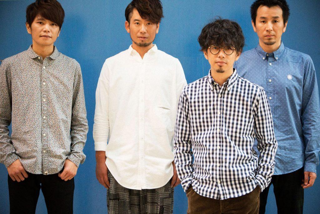アジカン、13年ぶりアニメ『NARUTO-ナルト-』テーマ曲担当!新曲が5月から新OPテーマにサムネイル画像