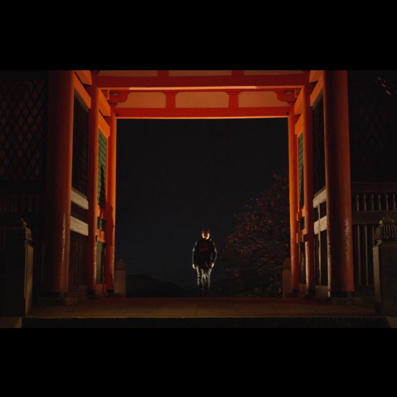 史上初!世界遺産・清水寺でラッパーANARCHYが新作MVの撮影敢行サムネイル画像