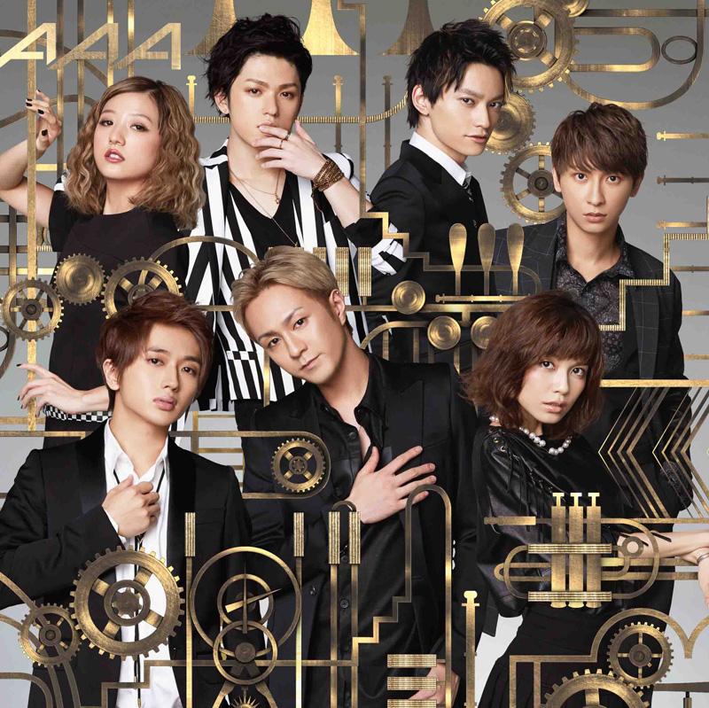 AAA 10/1発売の9枚目のオリジナルアルバム「GOLD SYMPHONY」のジャケット写真が解禁サムネイル画像