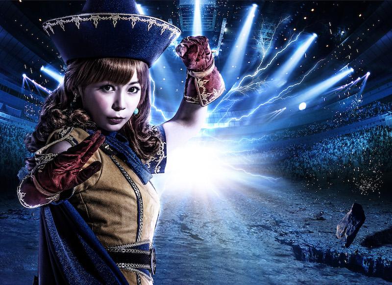 『ドラゴンクエスト ライブスペクタクルツアー』、アリーナ役に中川翔子が決定サムネイル画像